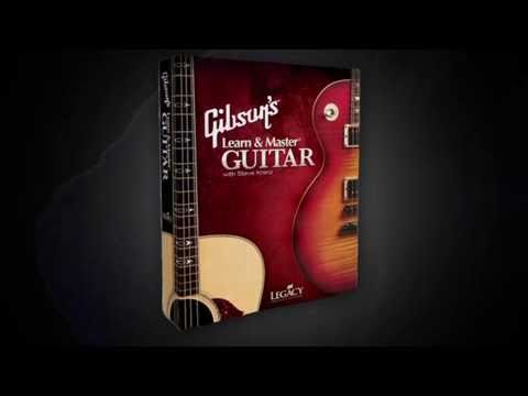 Gibson's Learn & Master Guitar with Steve Krenz