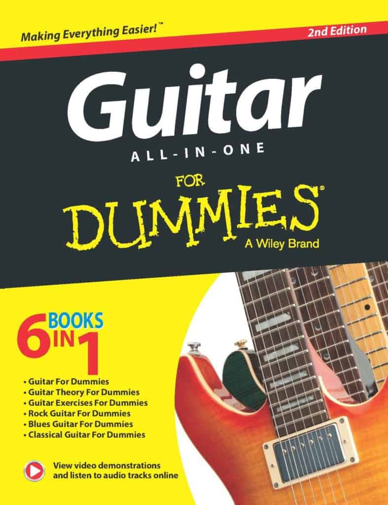 'Guitar All-In-One for Dummies' by Jon Chappell