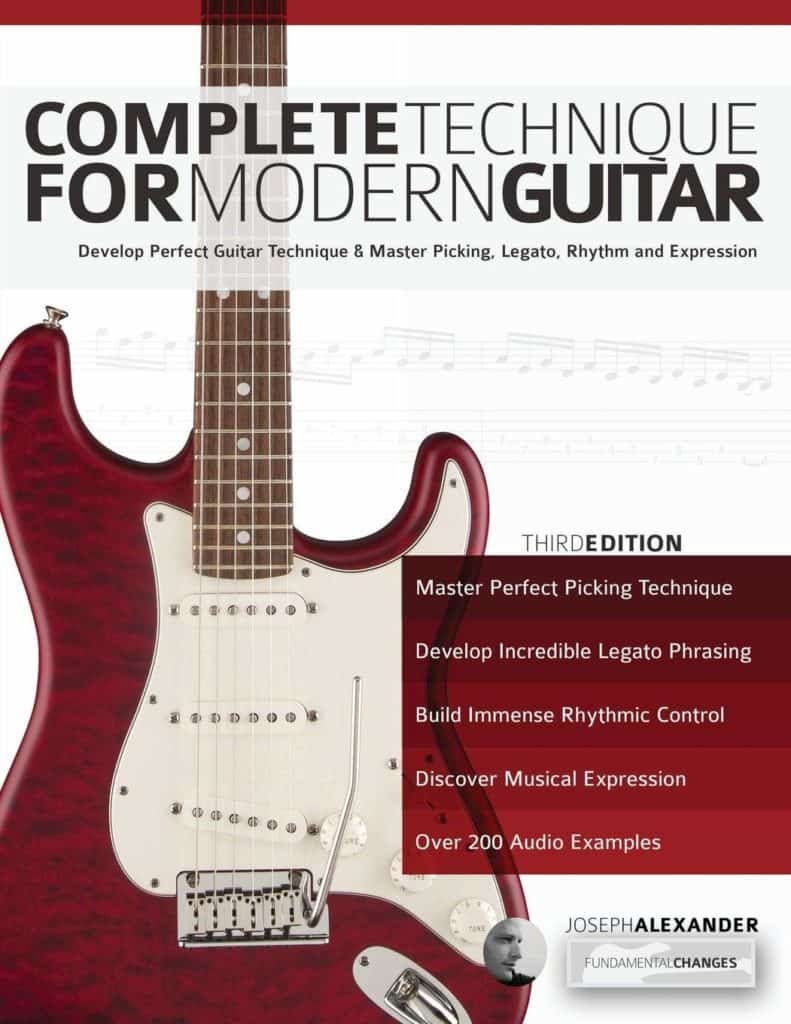 'Complete Technique for Modern Guitar', by Joseph Alexander and Tim Pettingale