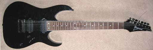 7 String Guitar Ibanez