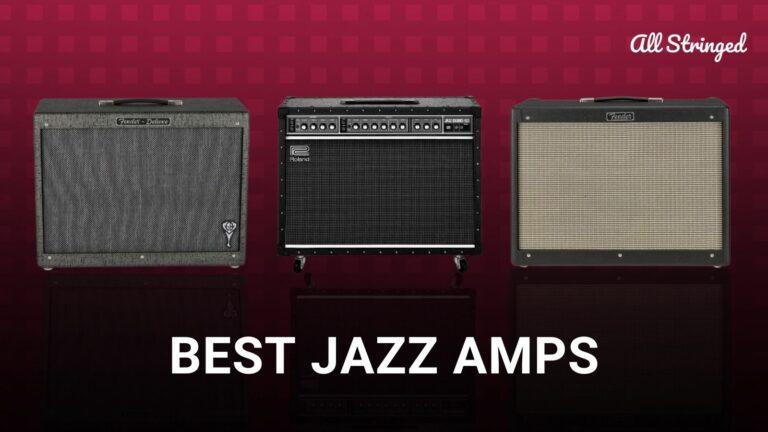 Best Jazz Amp
