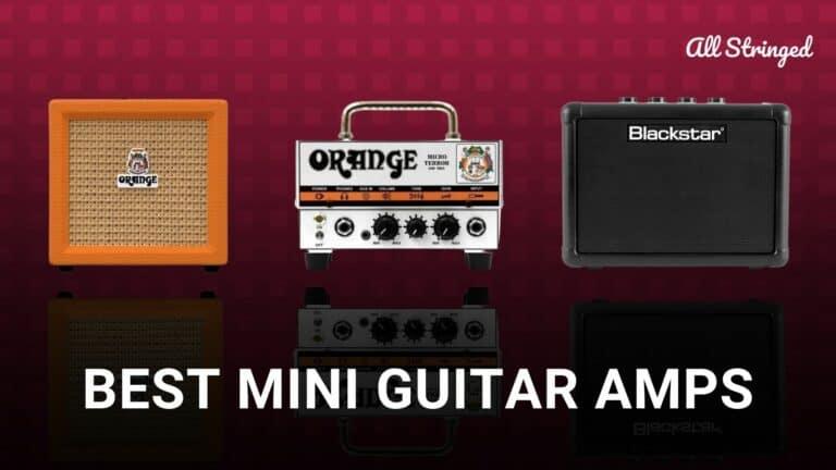 Best Mini Guitar Amp