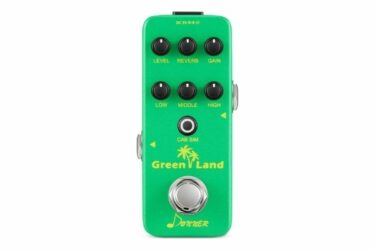 Donner Green Land Mini Preamp
