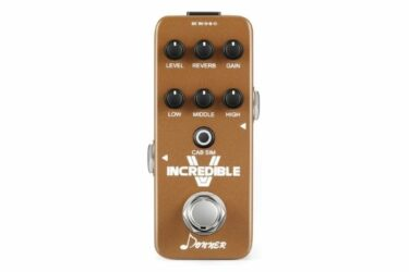 Donner Incredible V Mini Preamp Pedal