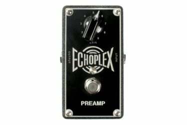 Dunlop EP101 Echoplex Preamp Pedal