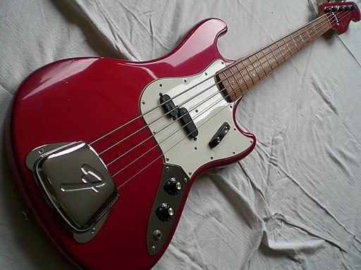 5 String Bass Fender