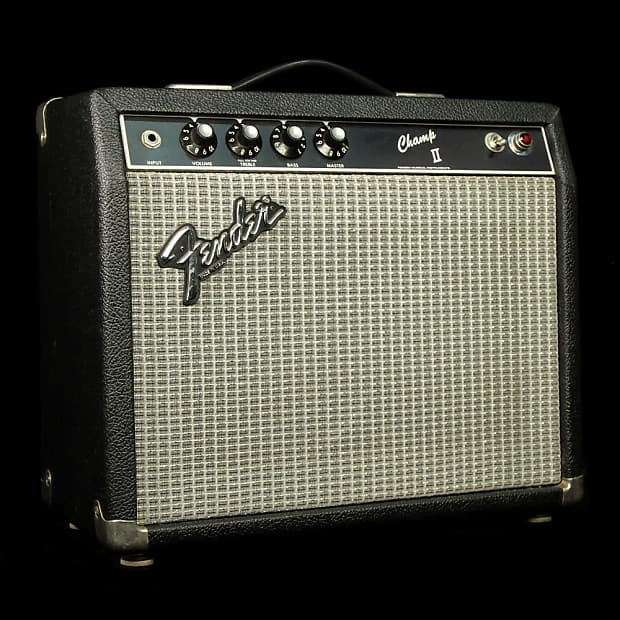 Fender Champ II Guitar Combo