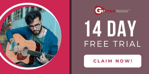 Guitar Tricks 14 Day Trial