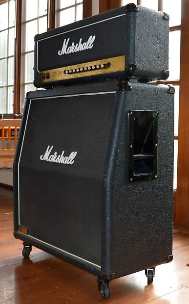 Marshall Half-Stack Tube Amp