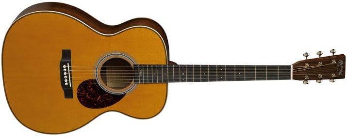 Martin OMJM John Mayer Guitar - what kind of guitar does john mayer play
