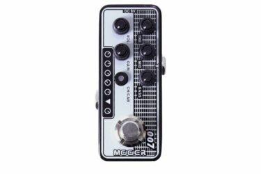 Mooer Regal Tone Micro Preamp Pedal