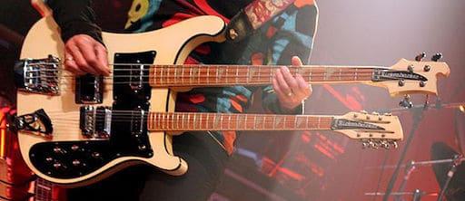 Rickenbacker 4080 Double Neck Guitar