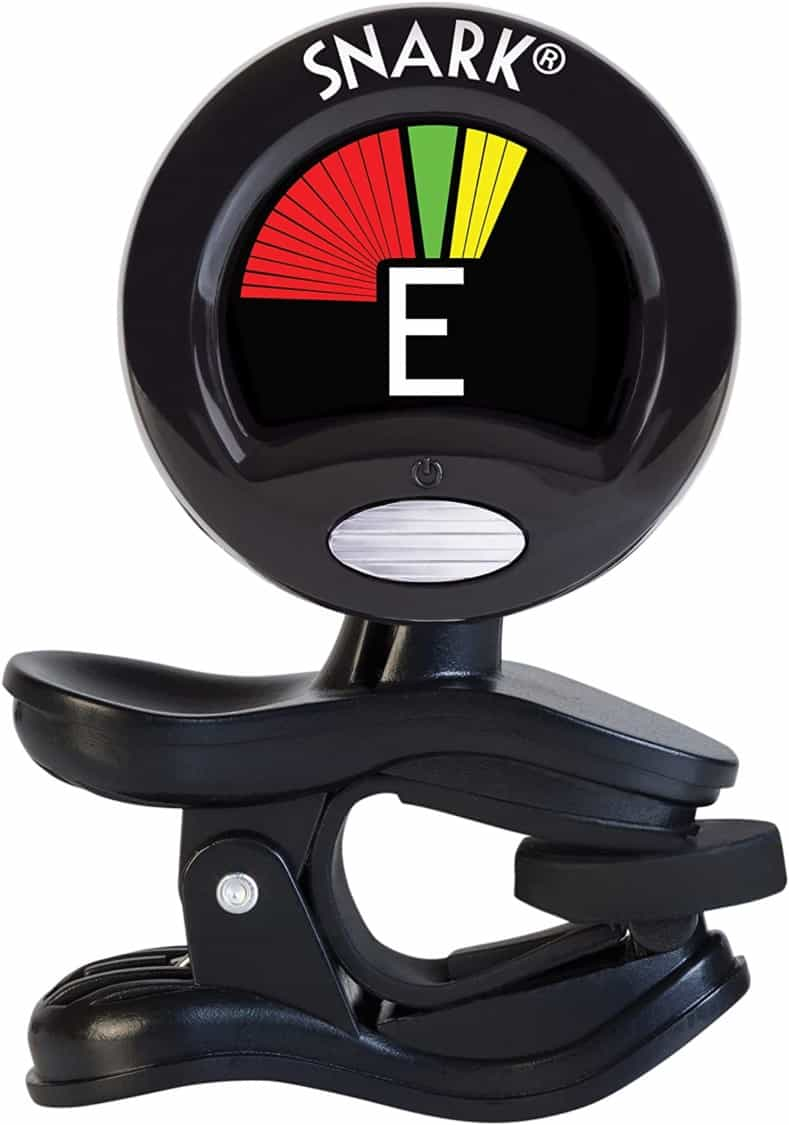 Snark Clip-On Tuner for Guitar, Bass, and Violin