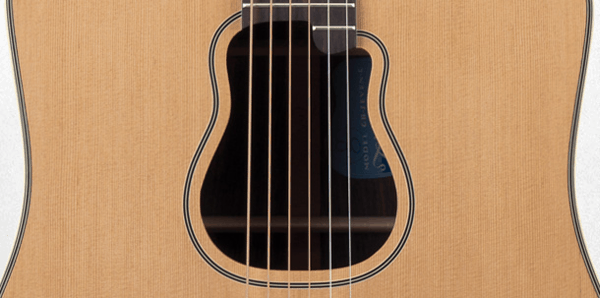 Takamine GB7C - Sound Hole