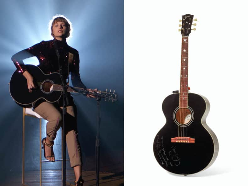 Taylor Swift - Gibson J-180