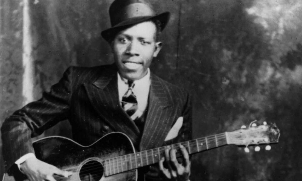 best guitar player in the world - Robert Johnson