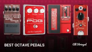 best octave pedal