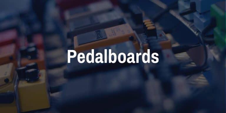 best pedalboards