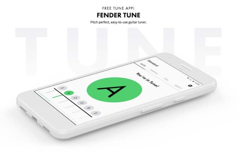 fender play - fender tune app