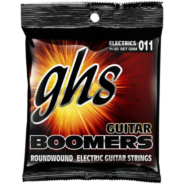 GHS Guitar Boomers Electric Guitar Strings - when to change electric guitar strings?