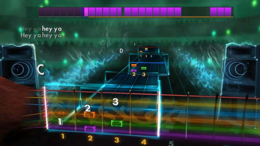 rocksmith remastered screen